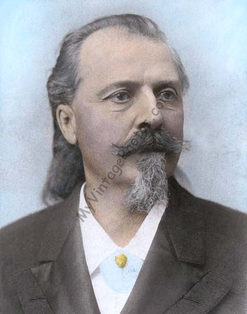 "William Frederick ""Buffalo Bill"" Cody"