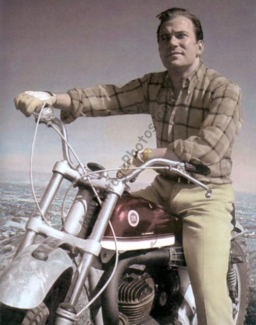William Shatner Motorcycle