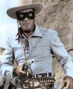 Clayton Moore, The Lone Ranger 1953