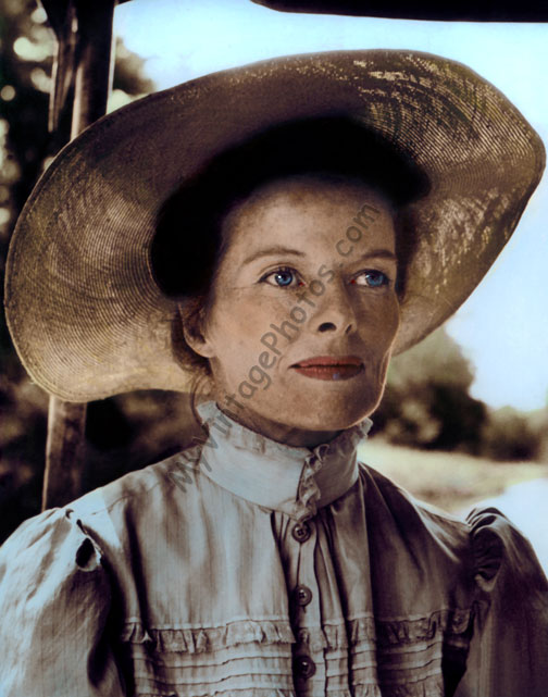 Katharine Hepburn, The African Queen 1951