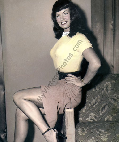 Bettie Page (sweater)