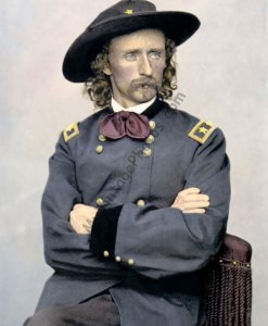 George Armstrong Custer, General 1865