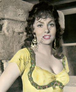 Gina Lollobrigida, The Hunchback of Notre Dame 1956