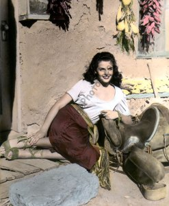 Jane Russell, The Outlaw 1943