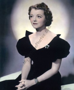 Janet Gaynor, A Star Is Born 1937