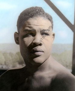 "Joe Louis aka the ""Brown Bomber,"" 1941"
