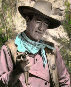 John Wayne, The Comancheros 1961