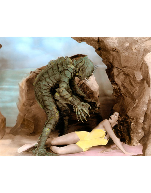 Julie Adams, Creature From the Black Lagoon 1954