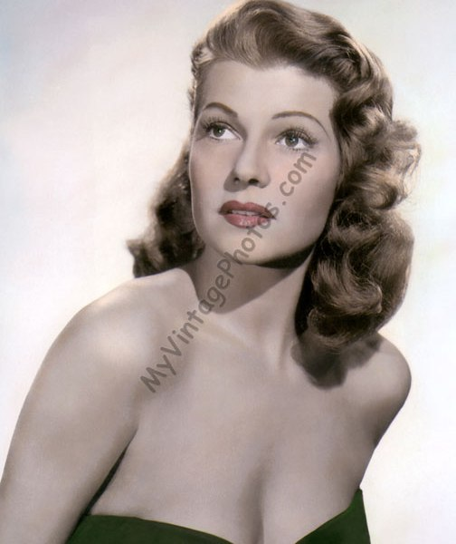 Rita Hayworth, Affair in Trinidad 1952