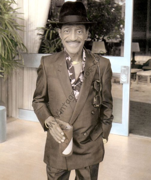 Sammy Davis, Jr.