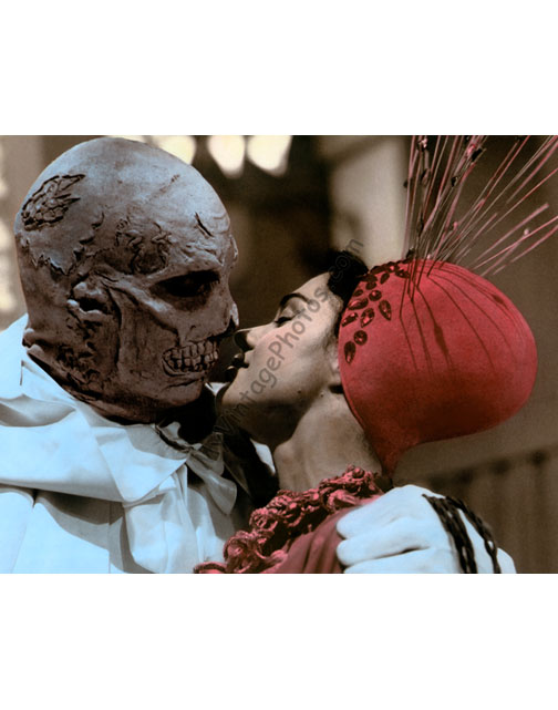 Vincent Price & Virginia North, The Abominal Dr. Phibes 1971