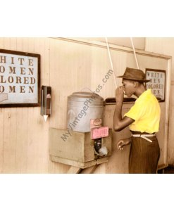 Segregated Water Cooler, Oklahoma City