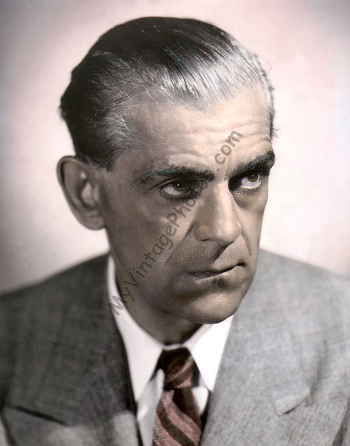 Boris Karloff, The Boogie Man Will Get You 1942