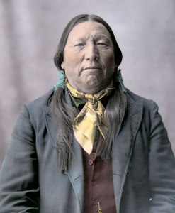 Young Bull Bear, Cheyenne Native American 1904