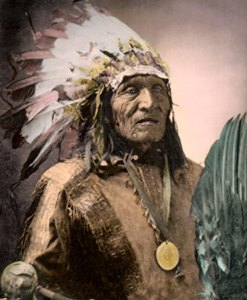 He Dog, Oglala Lakota Sioux Native American Indian 1900