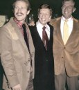 Ron Howard, Don Knotts & Andy Griffith 1984
