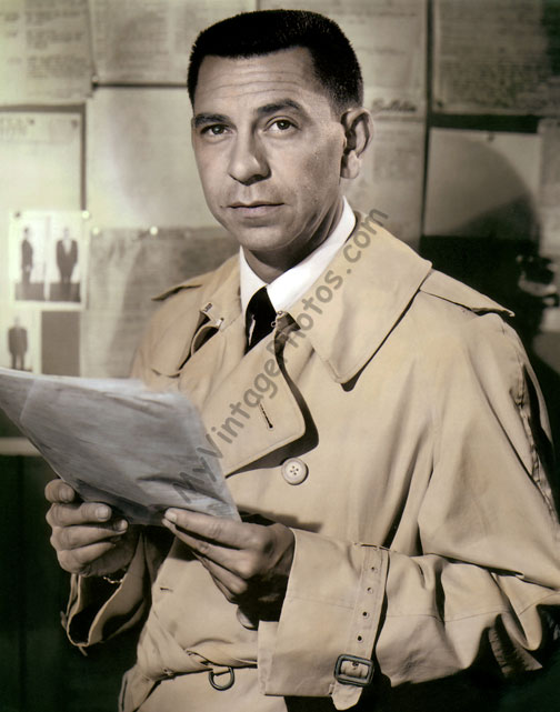Jack Webb, Dragnet 1951