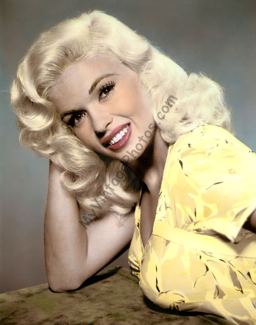 Jayne Mansfield Kiss Them For Me 1957 My Vintage Photos