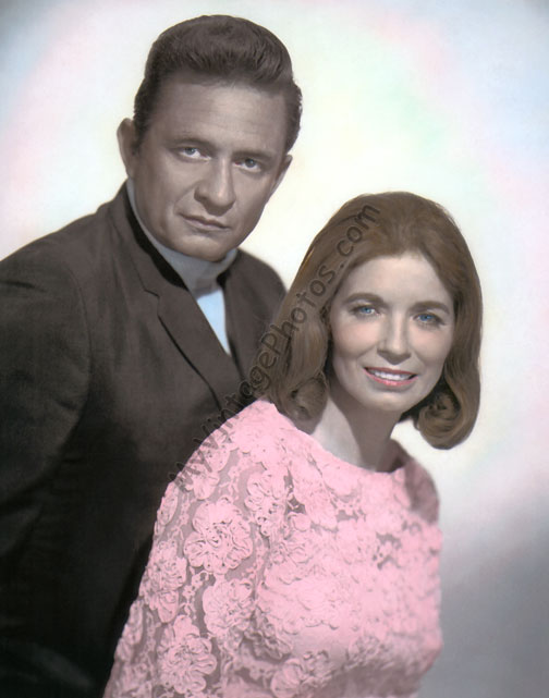 Johnny Cash June Carter Cash My Vintage Photos