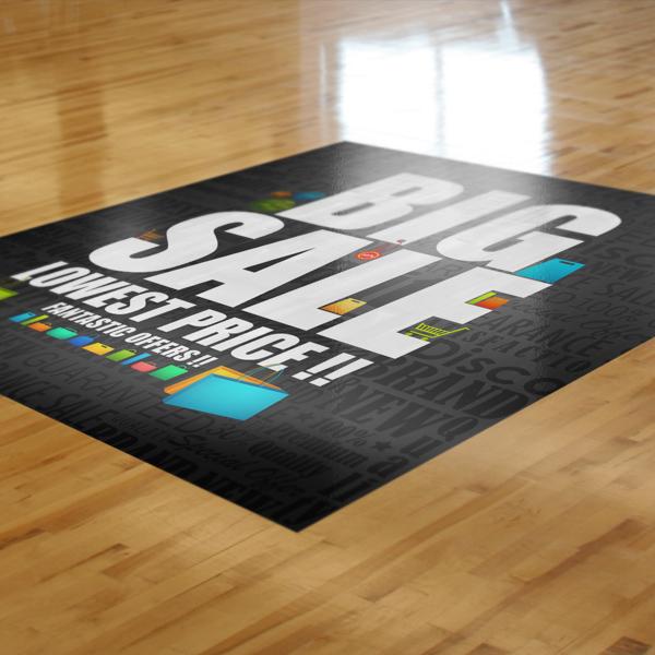 Vinyl Floor Stickers  Vinyl Frontier