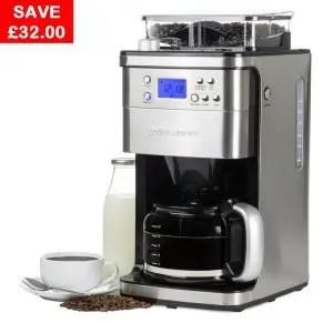 andrew james premium best bean to cup coffee machines