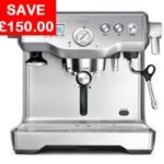Heston Blumenthal the Dual Boiler Coffee Machine