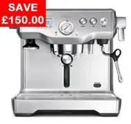 sage by heston blumenthal coffee machine