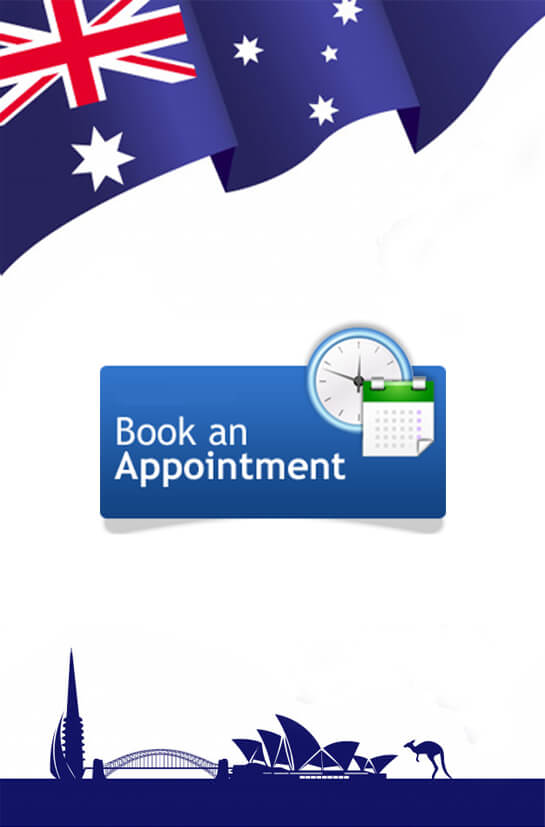 Book an Appointment with Australia immigration expert