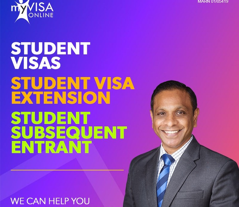 500 Student Visa