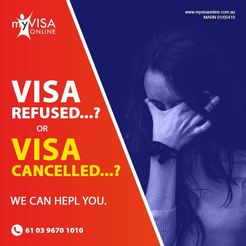 Visa Refused | Visa Cancelled