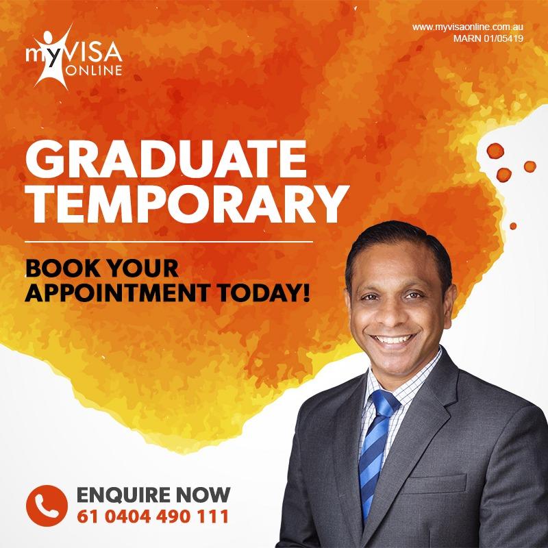 485 Graduate Temporary Visa