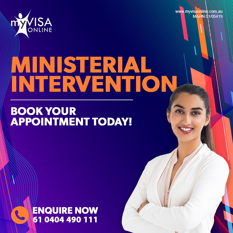 Ministerial Intervention