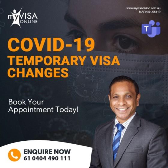 Coronavirus and Temporary Visa holders