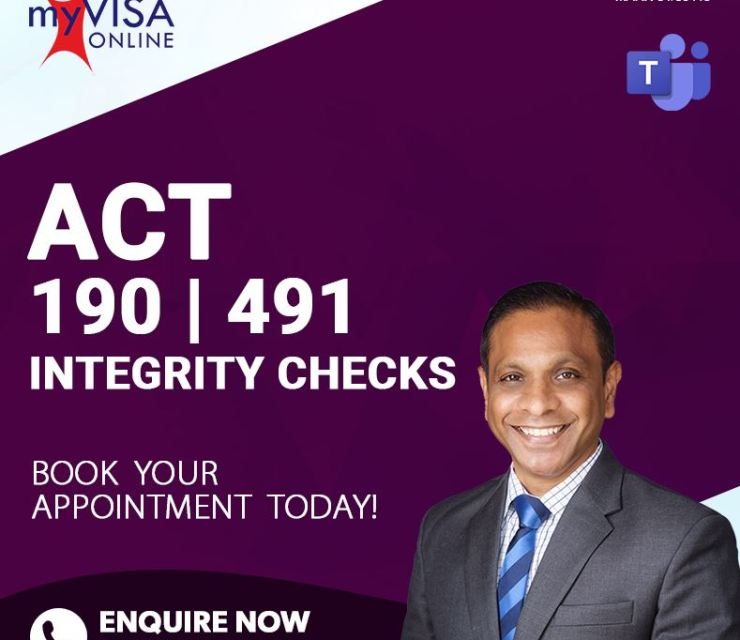 ACT 190 | 491 Integrity Checks