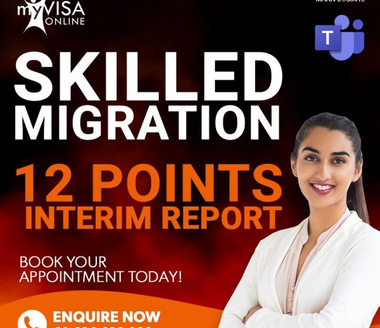 Australia's Skilled Migration Interim Report 12 Recommendations