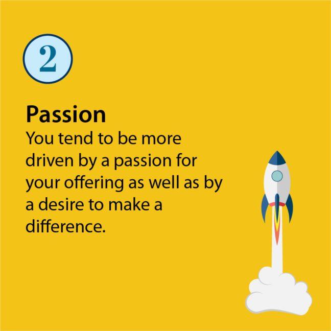 entrepreneur characteristic passion