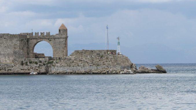 Fortress at Rhodes