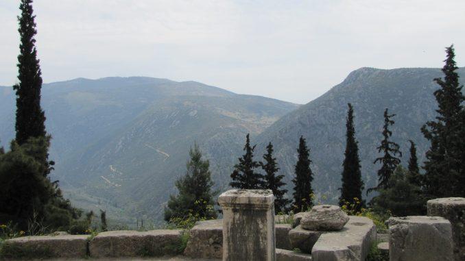 Gardens at Delphi