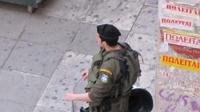 Security in Athens