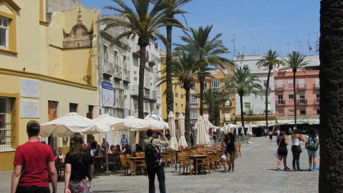 Shopping in Cadiz