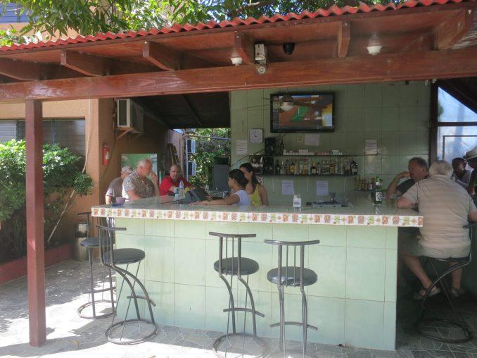 Local bar in Sosua