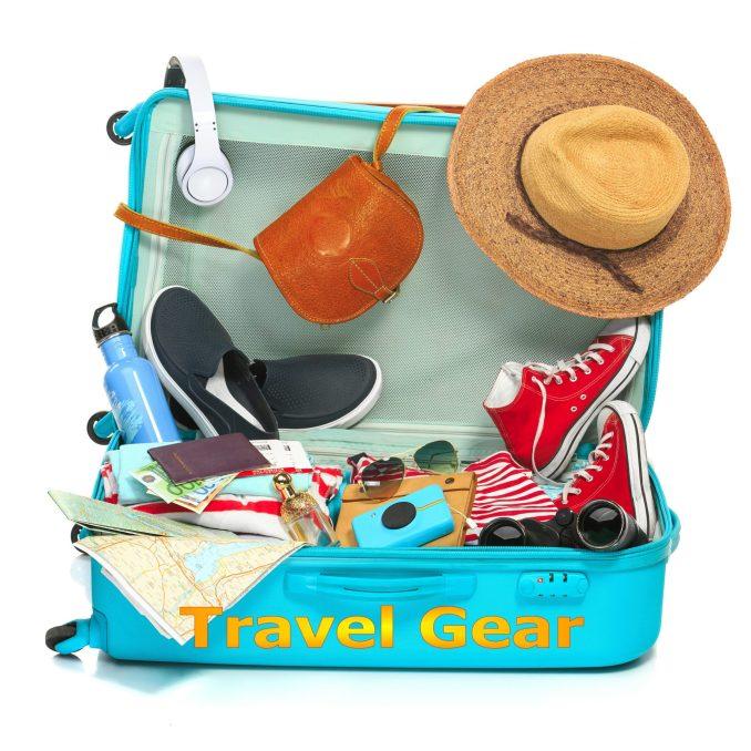 Buy travel gear