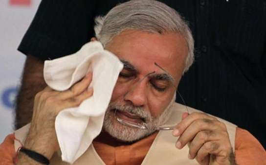SHOCKING: Big Blow to Modi!!! (see pictures)