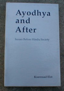Renowned Indologist Koenraad Elst throwing light on history and political scenario with Ayodhya on focal point