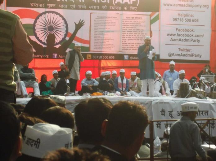 India Against corruption