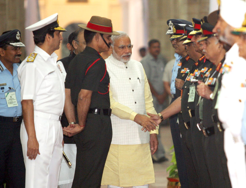 What Modi did for the Indian Armed Forces