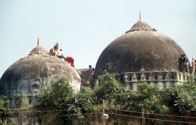 Why I will celebrate destruction of the Babri structure on 6th December