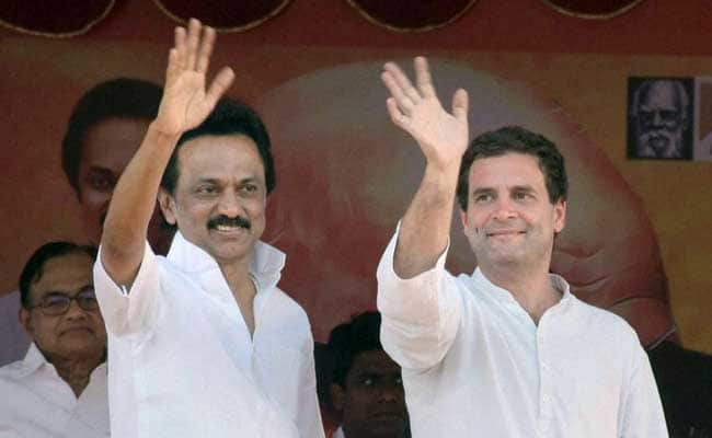 The sad politics of 'Tamilan to Indian' by DMK + Congress