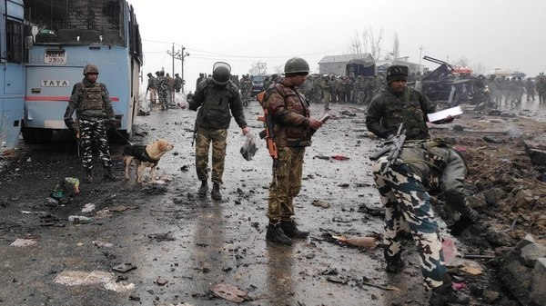 The war of civilization : How Pulwama terror attack is a war on Bharat's civilization