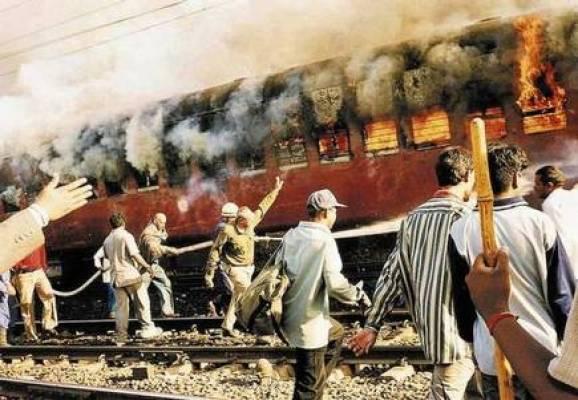 Godhra Train Burning Incident.